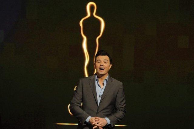 Seth MacFarlane n'est pas seulement le créateur très... (Photo: AP)