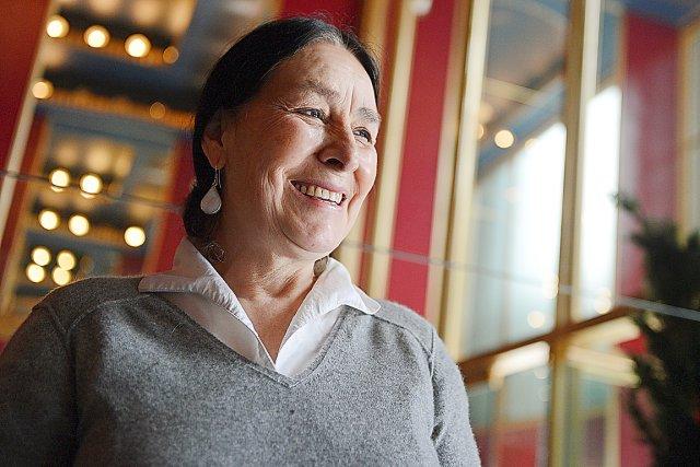 Suzanne Lebeau... (Photo: Patrice Laroche, archives Le Soleil)