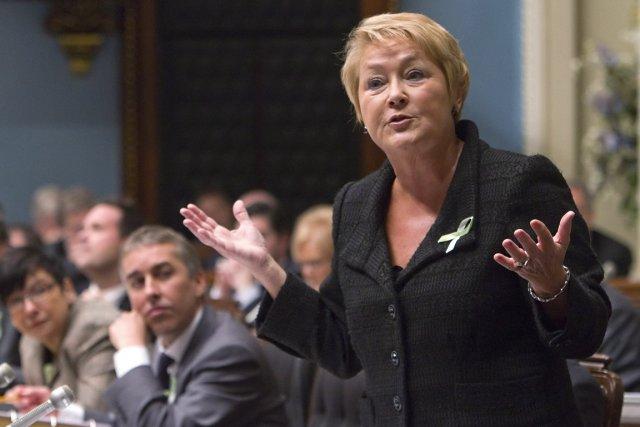 En ce moment, 21% des Québécois jugent que... (PHOTO CLÉMENT ALLARD, PC)
