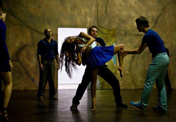 La compagnie nationale de danse contemporaine de Norvège foulera pour la... (Courtoisie)
