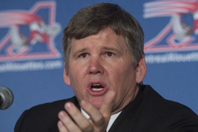 La pression sera forte sur l'entraîneur-chef des Alouettes... (Photo Graham Hughes, PC)