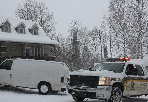 La Sûreté du Québec a procédé au démantèlement d'un réseau de production de... (Photo Isabelle Tremblay)