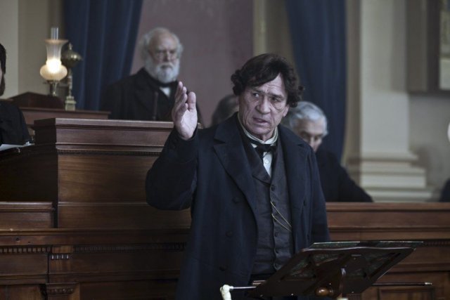 Tommy Lee Jones dans Lincoln.... (Photo: 20th Century Fox)