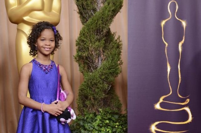 Quvenzhané Wallis... (Photo: AFP)