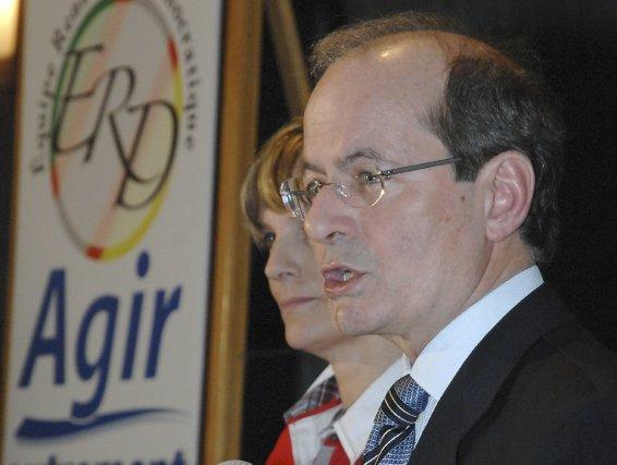 L'opposition au maire Jean Tremblay, pour les prochaines élections municipales,... (Photo Michel Tremblay)