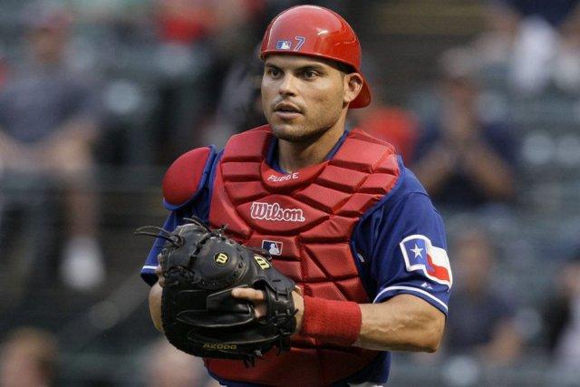 Rodriguez a fait ses débuts dans les majeures... (Photo: AP)
