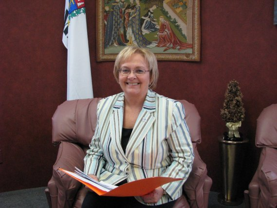 La mairesse de Lac-Mégantic, Colette Roy Laroche, ne sollicitera pas un 4e... (Archives La Tribune)