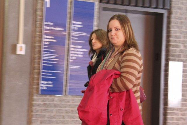 Bessie Larose-Bordo et Amanda Bordo sont accusées de... (photo La Voix de l'Est)