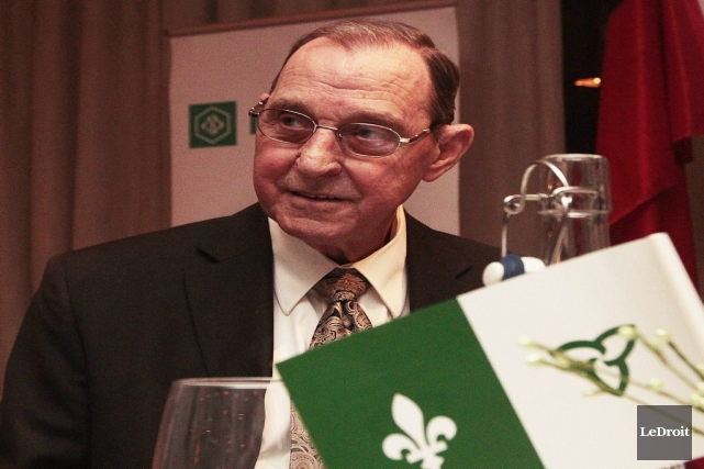 Bernard Grandmaître... (Étienne Ranger, LeDroit)