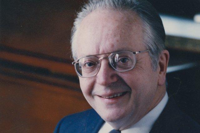 L'abbé Claude Thompson est décédé mercredi à l'âge... (Photo: Archives Le Nouvelliste)