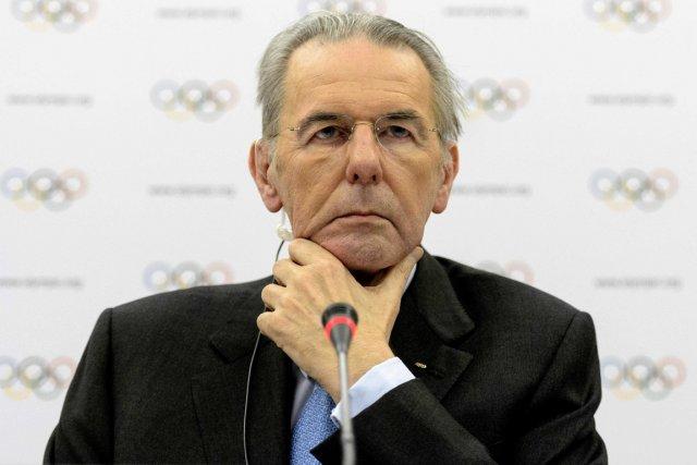 Jacques Rogge quitte le Comité international olympiqueparce qu'il... (Photo Laurent Gillieron, archives AP)