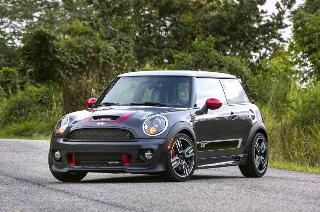 La Mini John Cooper Works GP, taillée pour... (Photo fournie par MINI of North America)