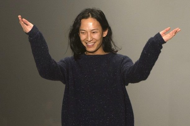 Le designer Alexander Wang... (PHOTO DON EMMERT, AFP)