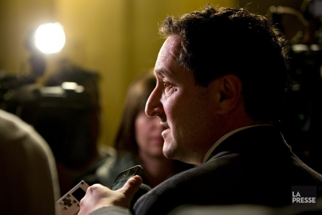 Michael Applebaum... (Photo Alain Roberge, La Presse)