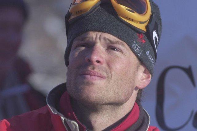 Jean-Luc Brassard, médaillé d'argent des Jeux olympiques de... (Photothèque La Presse)