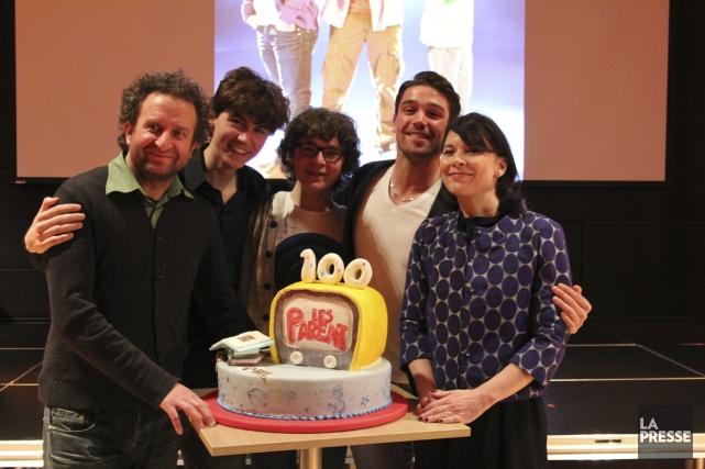 Fondée en 2002, Attraction a notamment produitLa Galère,La... (Photo: Herby Moreau, La Presse)
