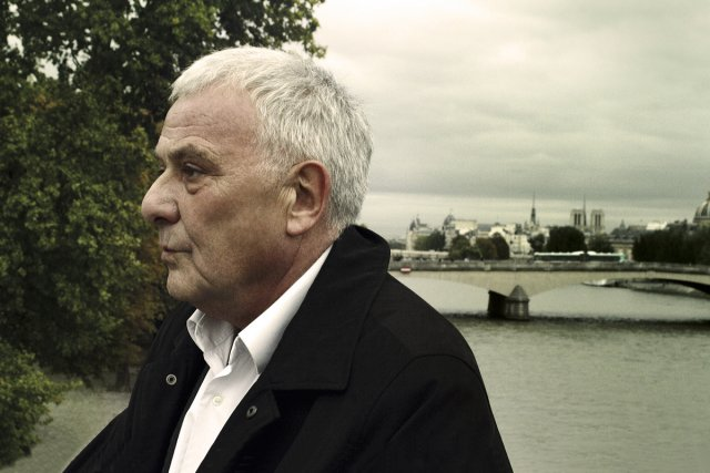 Philippe Sollers... (Photo: Sophie Zhang, fournie par Flammarion)