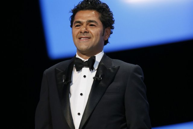 Jamel Debbouze aux Césars.... (Photo: AFP)