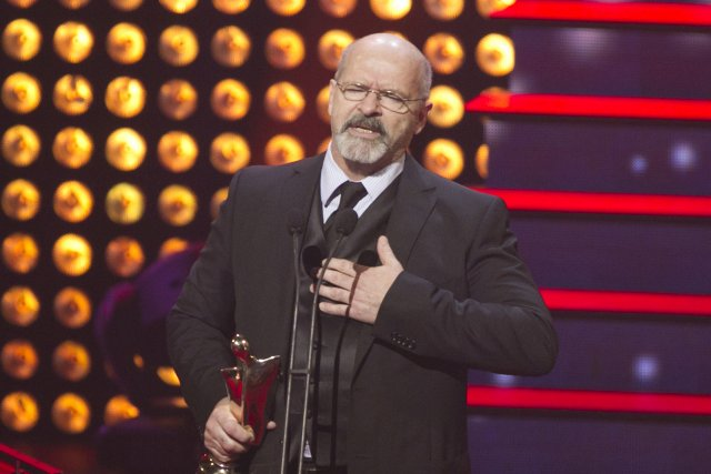 L'an dernier, Germain Houde a reçu le prix... (photo archives La Presse)