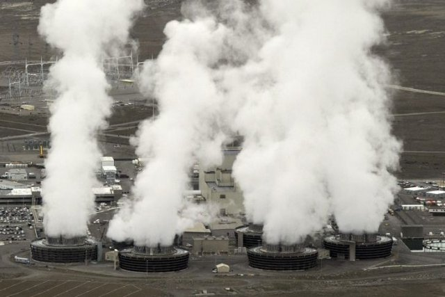 Le département américain de l'Énergie a averti les... (PHOTO MARK RALSTON, Agence France-Presse)