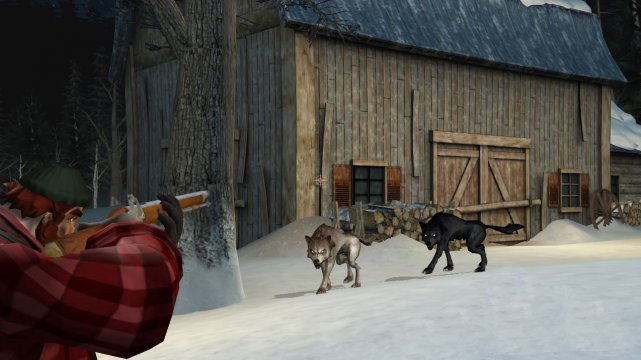 Dans le jeu vidéo Sang froid, des bûcherons... (Photo Artifice Studio)