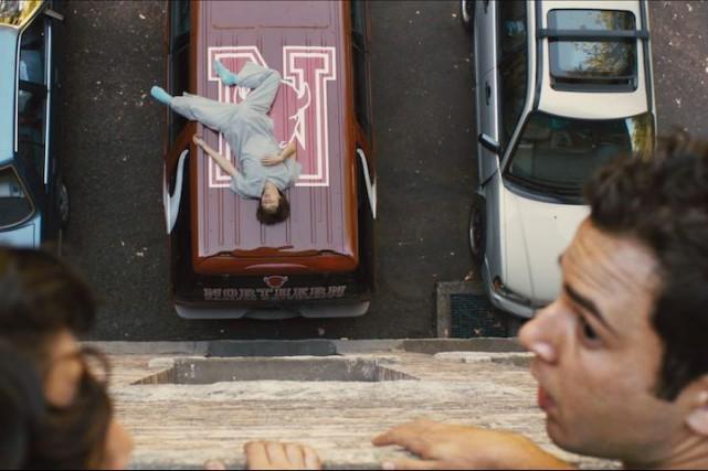 Jon Lucas et Scott Moore, trentenaires, disent ne... (Photo fournie par Relativity/Films Séville)