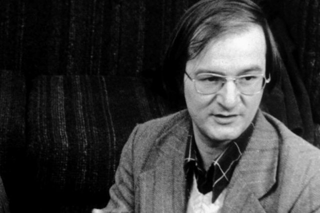 Claude Vivier, en 1979.... (Photo Pierre McCann, archives La Presse)