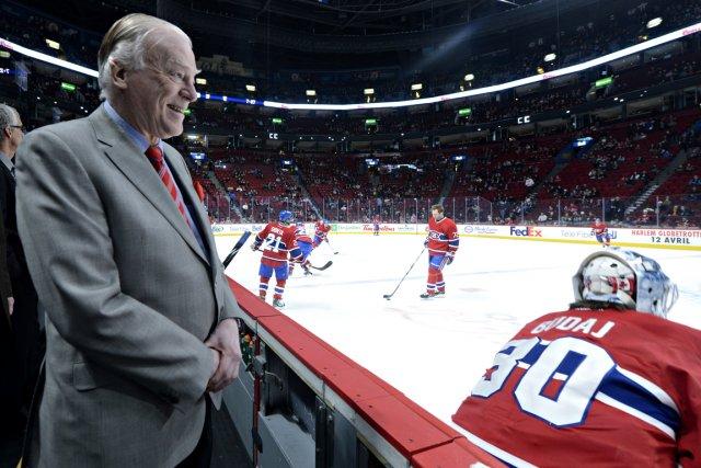 L'aventure de David Mulder avec le Canadien a... (Photo : Bernard Brault, La Presse)