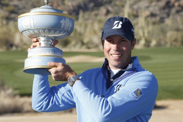 Matt Kuchar... (Photo Matt Sullivan, Reuters)