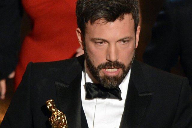 Le comédien et réalisateur Ben Affleck a reçu... (Photo: AFP)