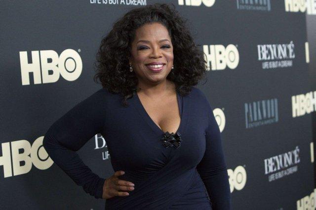Oprah Winfrey... (ANDREW KELLY)