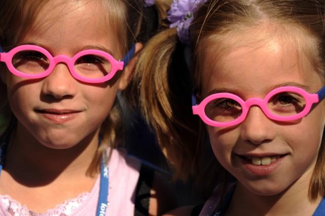 Le fait de séparer ou non les jumeaux... (Photo : Bernard Brault, archives La Presse)