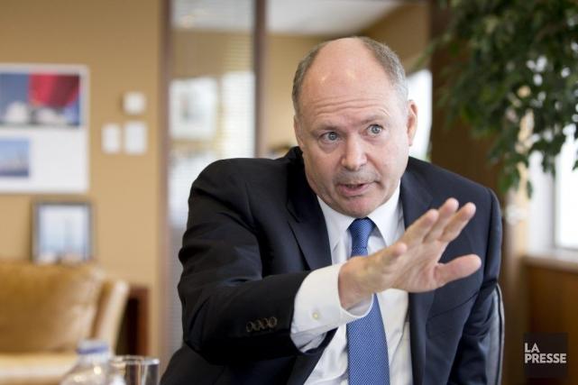 Yvon Bolduc, PDG du Fonds de solidarité.... (PHOTO ALAIN ROBERGE, LA PRESSE)
