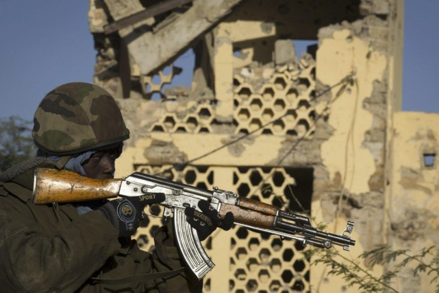 Un soldat malien à Gao.... (Photo d'archives, AFP)