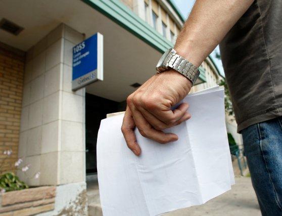 La réforme de l'assurance-emploi donne lieu à un combat de boxe sans favori.... (Photo archives)