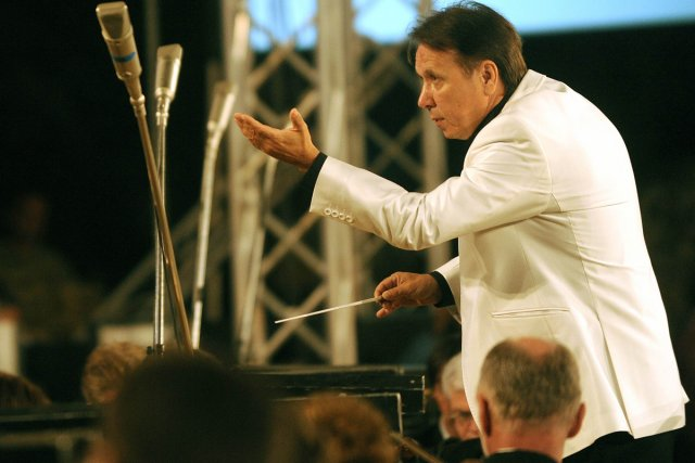 Mikhaïl Pletnev dirigera l'intégrale de la musique de... (Photo: archives AFP)