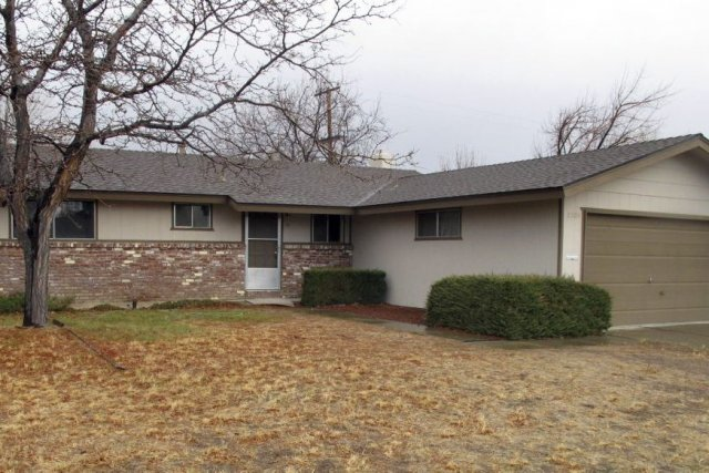 La maison modeste de Walter Samaszko Jr située... (Photo Scott Sonner, AP)