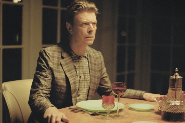David Bowie dans le clip The Stars (Are... (Photo: AFP)