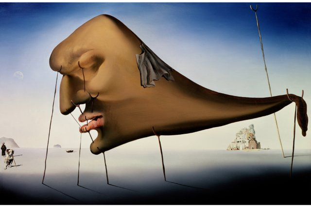Le film Salvador Dalí, génie tragi-comique sera présenté... (Photo: fournie par le FIFA)