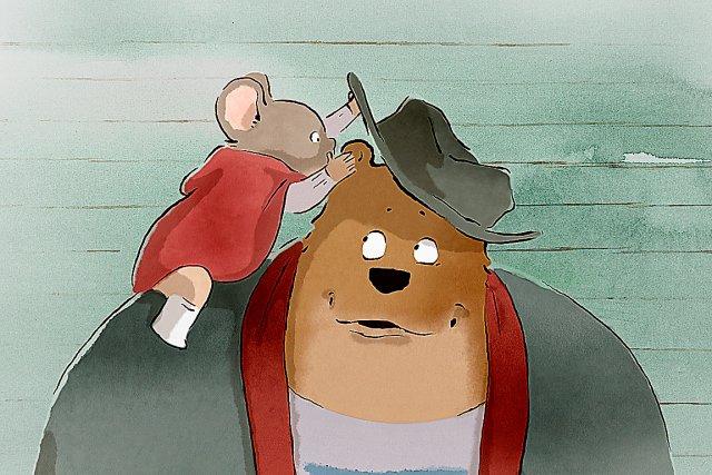 Ernest et Célestine deviendront les meilleurs amis du... (Photo Métropole Films)