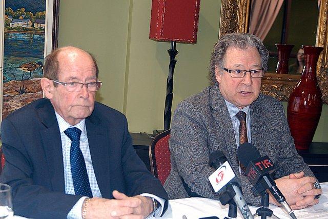 Bertrand Berger et Gilbert Scantland voudraient voir Ottawa... (Collaboration spéciale Gilles Gagné)