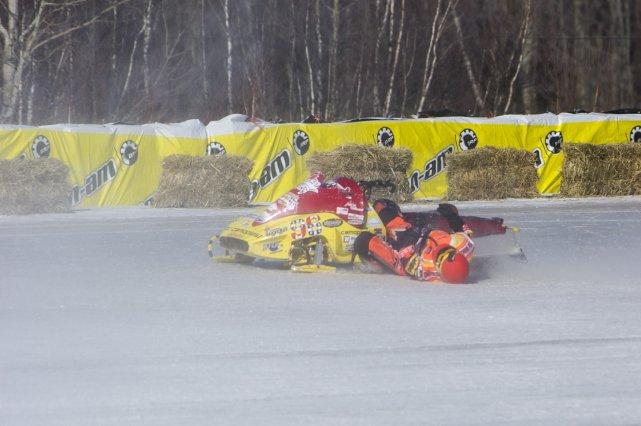 Lors du Grand Prix de Valcourt (GPV), le... (Collaboration spéciale, Sébastien Desbordes)
