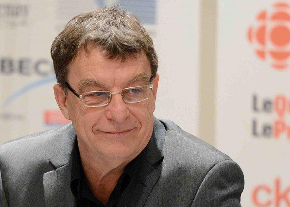 Bernard Généreux, maire de Saint-Prime et président de... (Archives Le Quotidien)