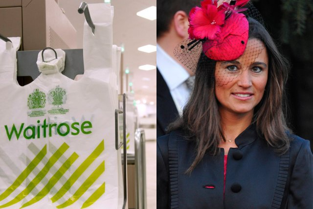 À partir du mois d'avril, Pippa Middleton proposera... (PHOTOS NEIL HALL ET TOBY MELVILLE, REUTERS)