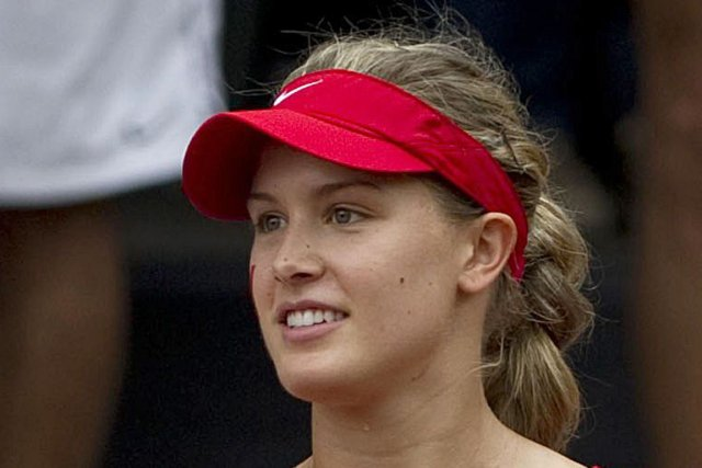 Eugenie Bouchard occupe actuellement le 130e rang mondial.... (Photo Raul Arboleda, AFP)