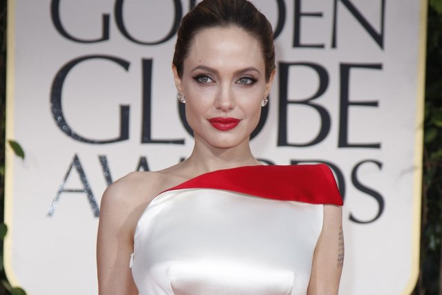 Angelina Jolie... (Photo: Reuters)