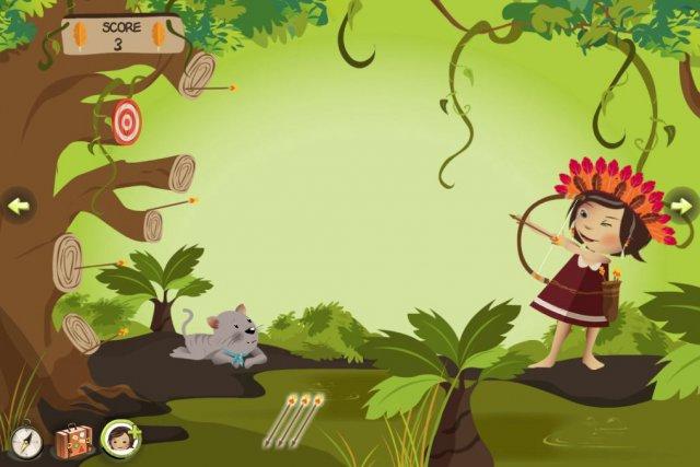 L'Amazonie de Lulu plaira aux enfants.... (Illustration fournie par Zanzibook)
