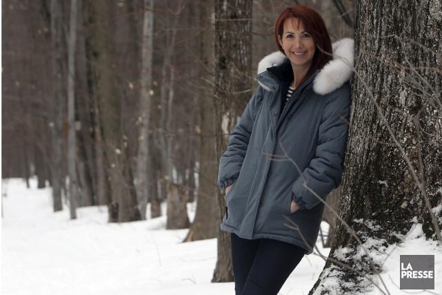 Mélanie Maynard... (Photo Martin Chamberland, La Presse)