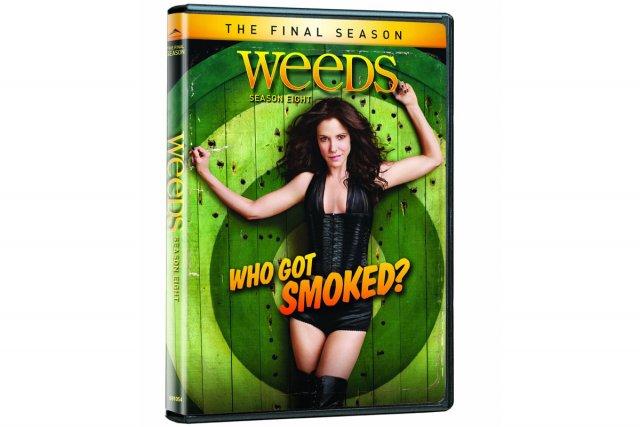 Quand la diffusion de la septième saison de Weeds s'est terminée, en septembre...
