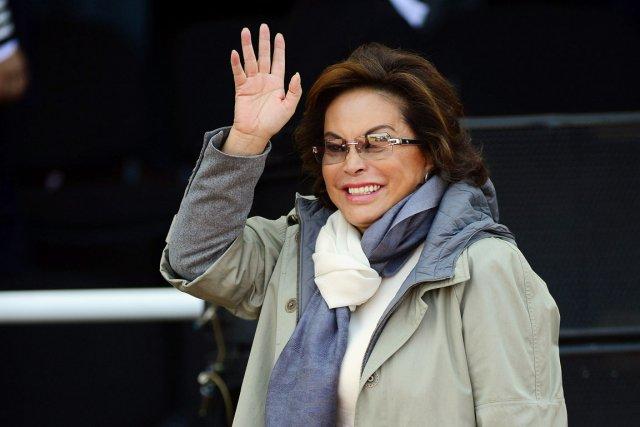 Considérée comme la femme la plus puissante du... (PHOTO ALFREDO ESTRELLA, AFP)